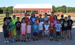 Kids-on-Track Program marks the Halfway Point at Heartland Farms