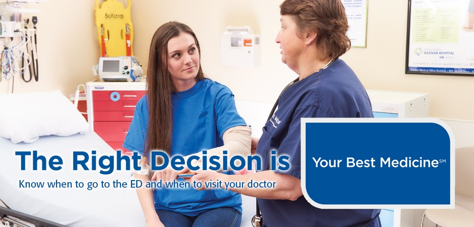 The Right Decision is Your Best Medicine